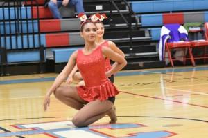 UCHS Dancing Bravettes 16-17